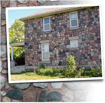 old world stones was inspired from the home we purchased in 1994 the